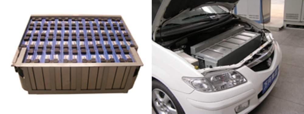 电动汽车用聚合物锂动力电池组