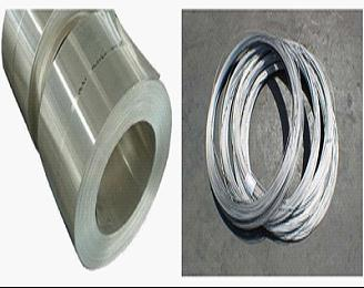 Duplex stainless nickel alloy monel inconel incoloy hastelloy nimonic wire strip coil