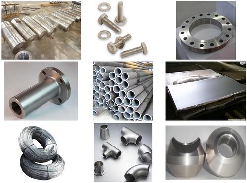 Buy Monel 400 k500 monel k-500 r405 404 bar flange wire rod fasteners tube pipe fittings forging ring bolt nut plate sheet weldolet coupling