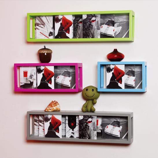 Photo shelf slide photos