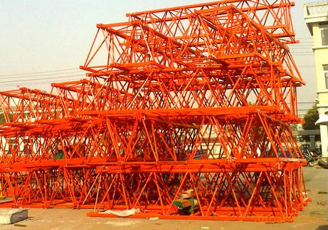 江西建机塔吊内部图片