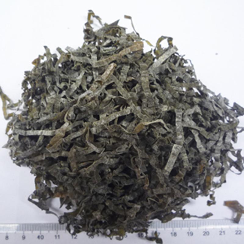 Dried laminaria cut(dried cut kelp)