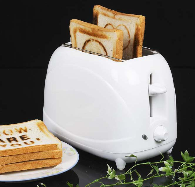 Buy 2012 Best sell lovely and cute Logo Toaster