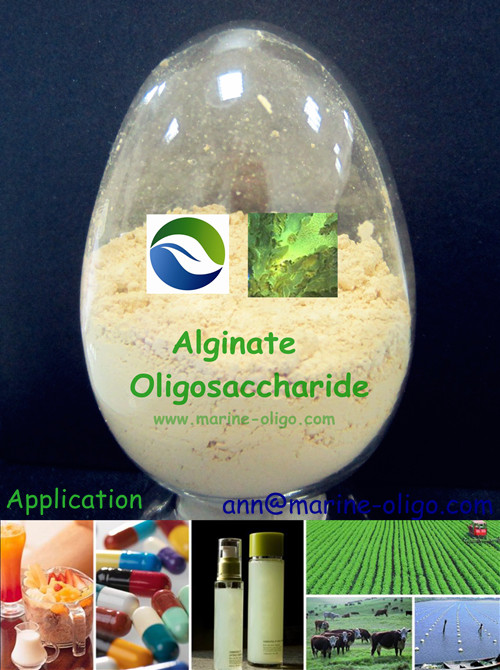 Buy Natural Functional Food Additive-Alginate Oligosaccharide