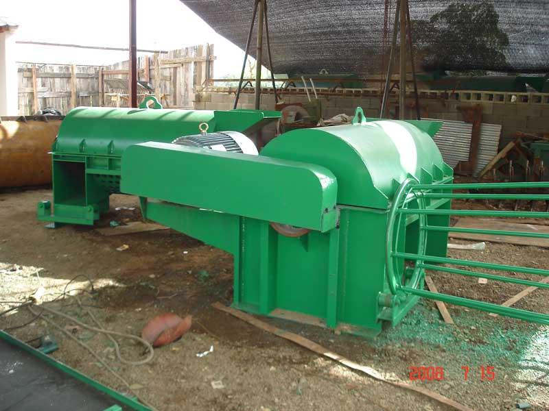 购买 Single canister decoir machine(coconut fibre machine-3A).