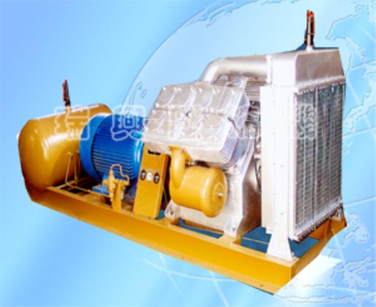 此系列的固定式、移动式空气压缩机,主要是以压缩空气提供动力为主的设备,可以广泛使用于矿山开采、修建道路、土木建筑、机械制造等行业。压缩机有电机匹配的电固、电移式和由柴油机匹配的柴固、柴移式,其主要结构是机身、曲轴、润滑系统、冷却系统、气量调节机构、测量仪表、连轴装置。