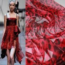 购买 Summer Chiffon Fabric (HZ-CH2)
