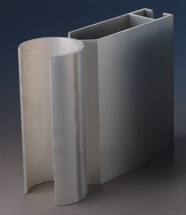 Buy Curtain wall corner profile,6063-T6