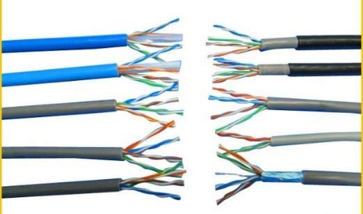 Buy Cable UTP Cat5e Cat6 Cat7 Cat3