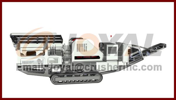Buy Joyal Crawler Mobile Crusher