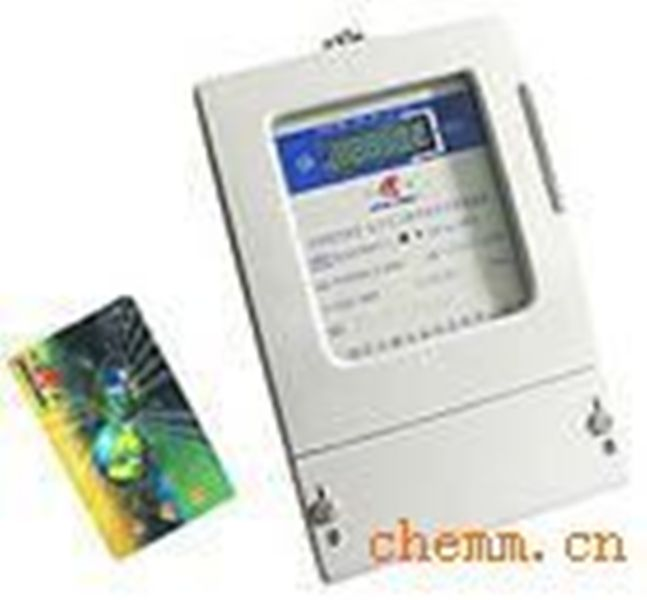 ic卡预付费电表(单相)