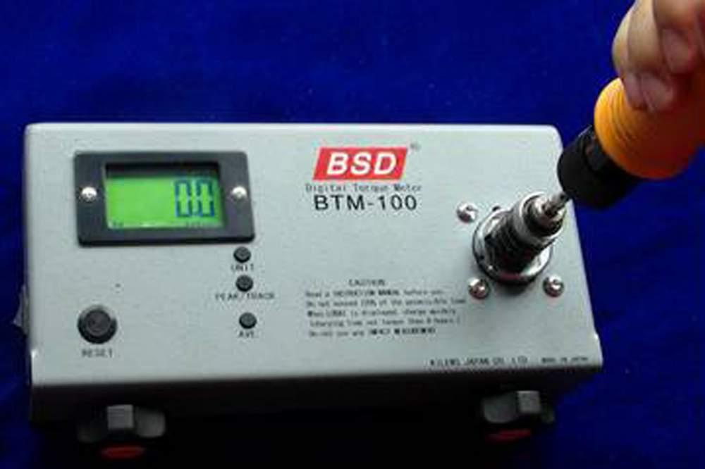Buy BTM-100 10N.m Torque Meter from Japan, Used for Electric Screwdriver