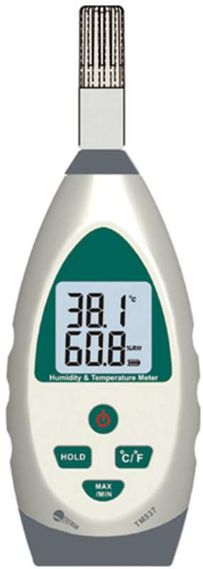 TM837数字温湿度计