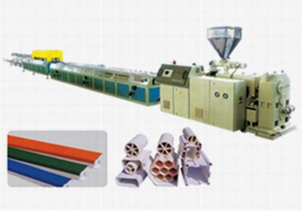 Buy PVC 异型材生产线