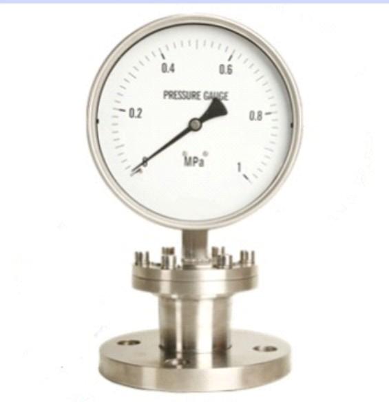 购买 Diaphragm Pressure Gauge
