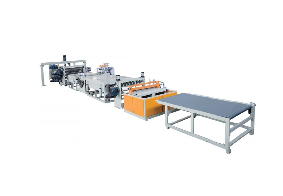 Buy PVC波浪板生产线