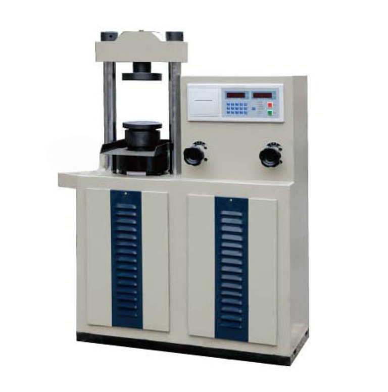 购买 YAW-100型电液式压力试验机