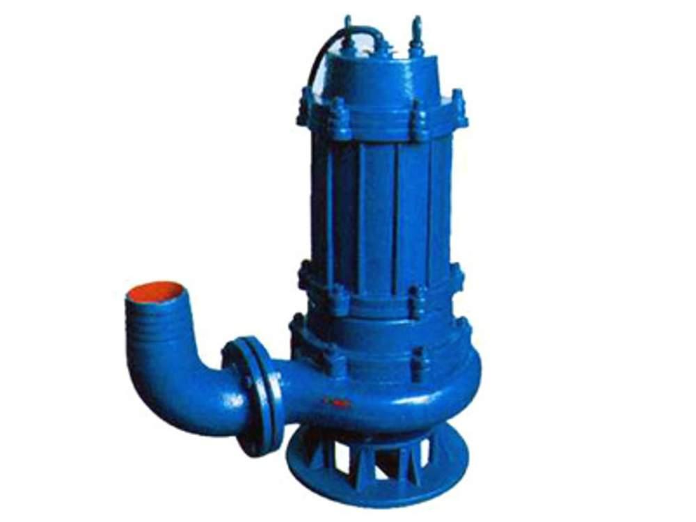 购买wq型无堵塞潜水排污泵