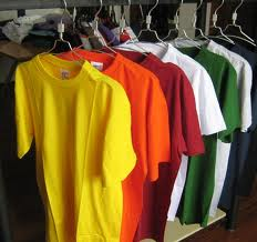 购买 Men′s Polyester Cotton T-Shirts