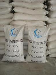 购买 Sodium Sulphate Anhydrous