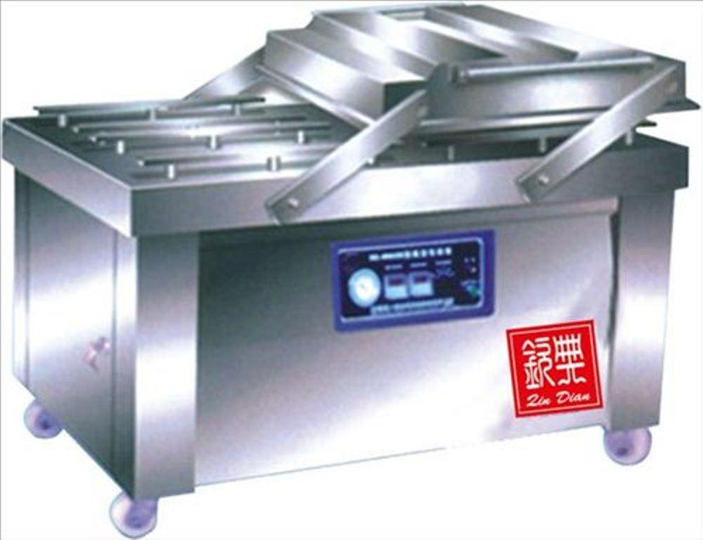 Buy DZ-600-2SD四封条真空包装机