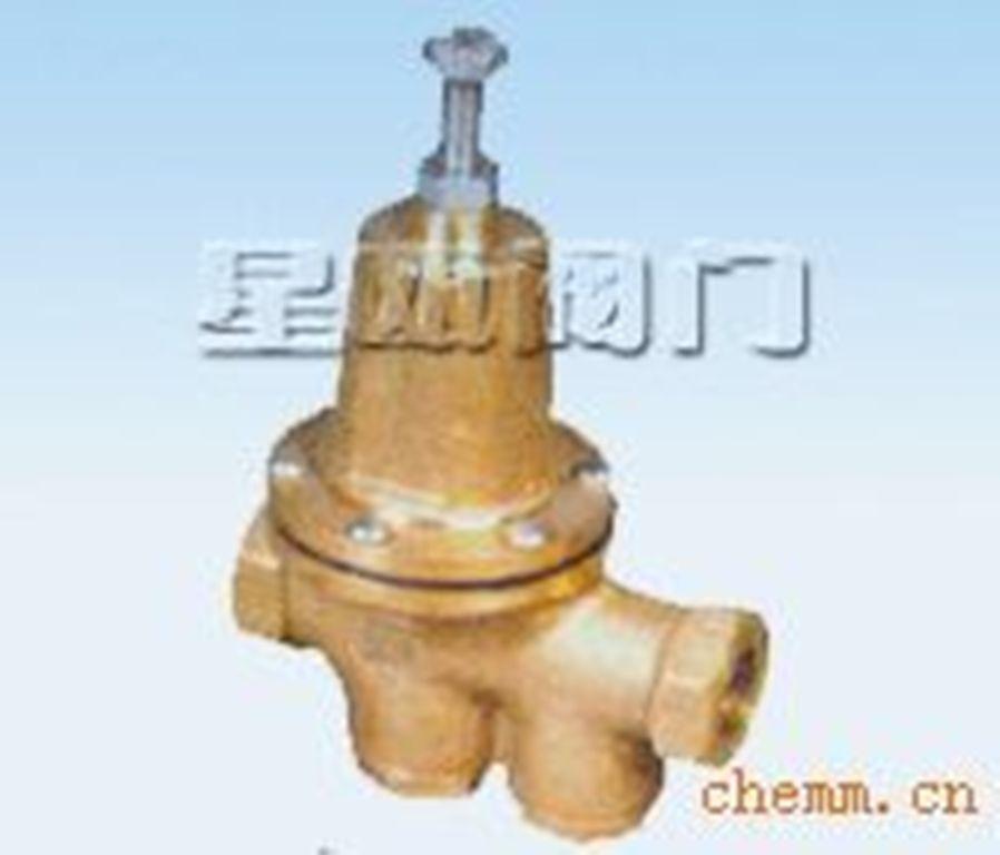 作用式可调减压阀,采用隔膜型水力操作方式,可水平或垂直安装于给水图片