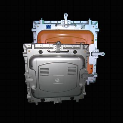 Buy Indoor Die Casting Aluminum Cabinet LED Screen