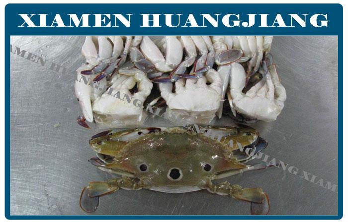 购买 Whole Frozen Crab