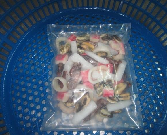 购买 Seafood mix