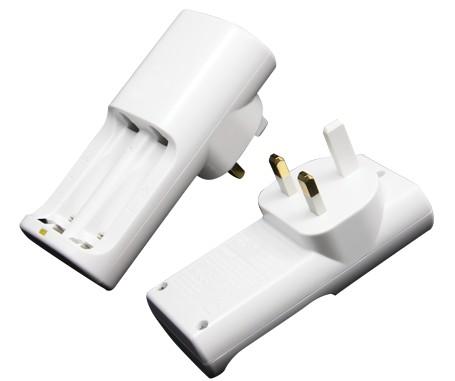 购买 Directplug in 2 cell fast charger (for 2 x AAA or 2 x AA cells)