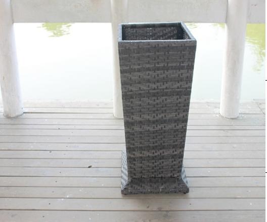 Buy Rattan furniture--outdoor flower pot