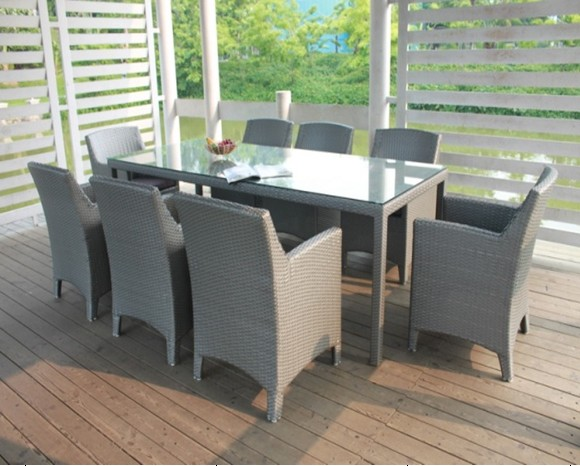 Buy Outdoor furniture/garden furniture/rattan furniture rattan dining set