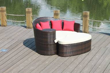 Buy Outdoor furniture--sun bed/beach bed/patio bed