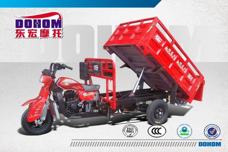 Buy 250cc 3 wheel triciclocarga hydraulic lift