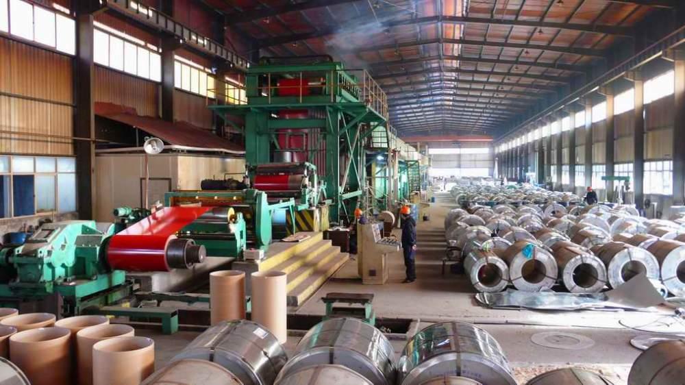 购买 Pre paint steel coils
