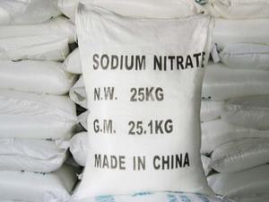购买 Sodium nitrate