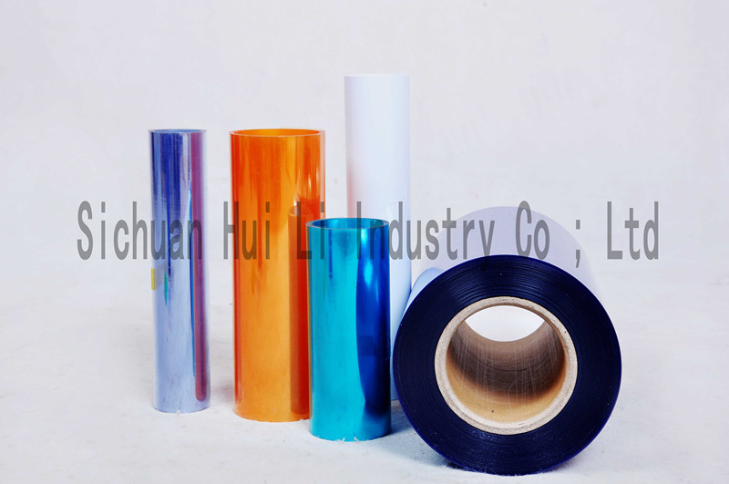 购买 Pharmaceutical PVC film for blister