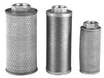 Suction strainer MF series