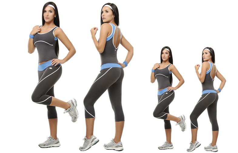 Buy Women Fitness Workout Set