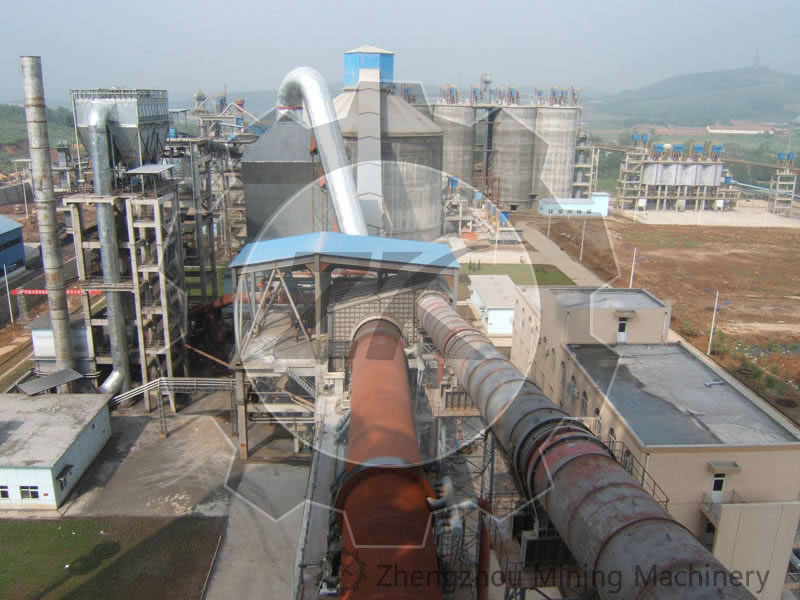 Buy Equipment for the production of cement