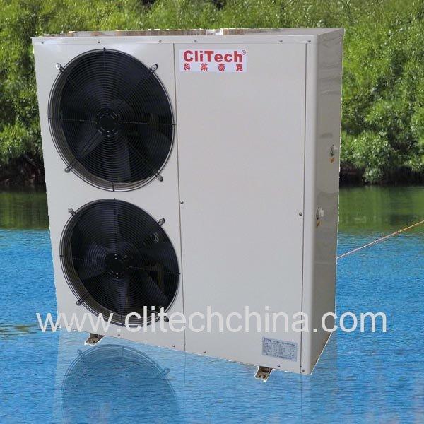 Water heating - 20KW EVI heat pump top COP