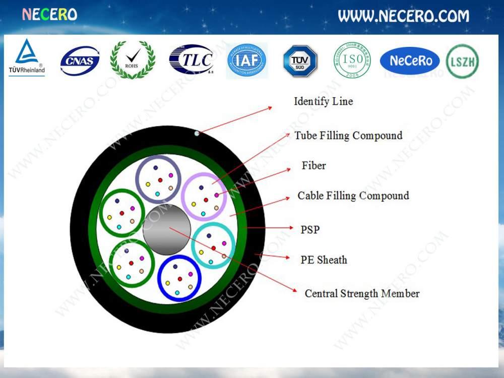Buy Optical fiber cable GYTA