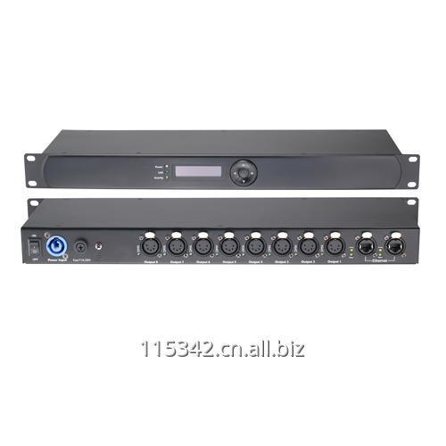 Comprar DMX Splitter,ArtNet DMX Converter 8