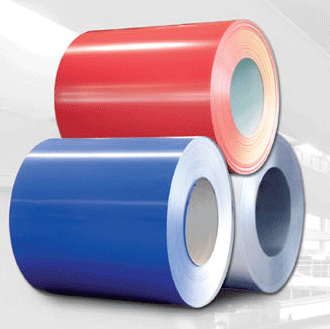 Buy Color coated cold rolled steel coil
