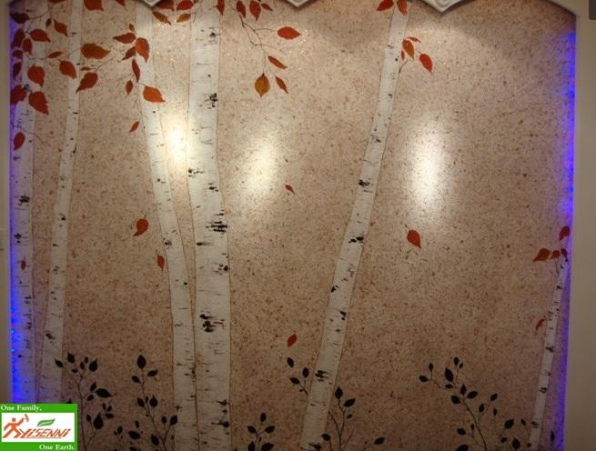 YISENNI artistic wallcovering