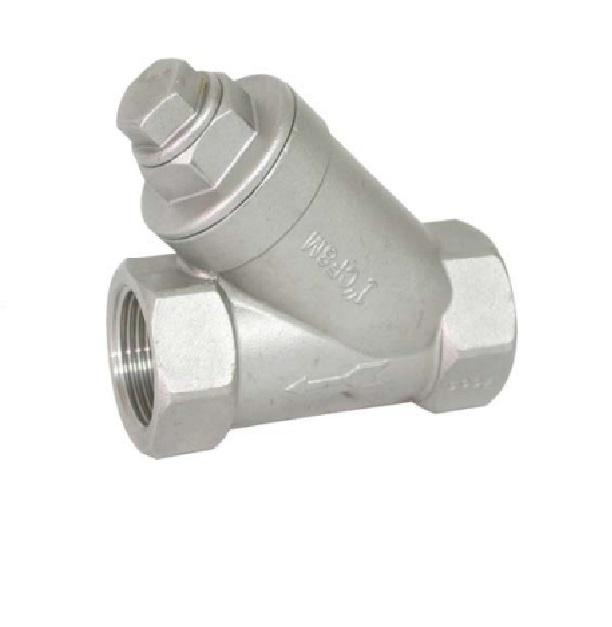 Y-Type Thread End Strainer