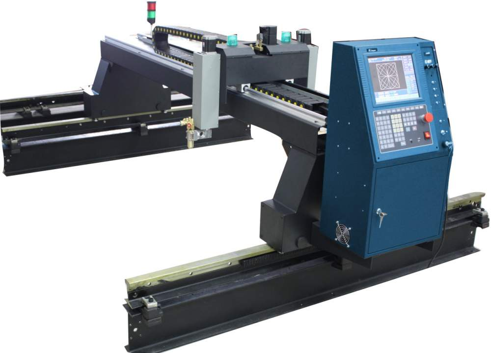 购买 VultureCut Flame/Plasma Portable Gantry CNC Cutting Machine