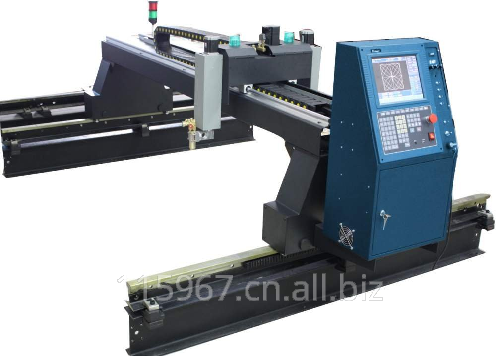 购买 SNR-QL4 VultureCut Flame/Plasma Portable Gantry CNC Cutting Machine
