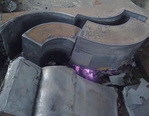 购买 VultureCut Flame/Plasma Portable Gantry CNC Cutting Machine