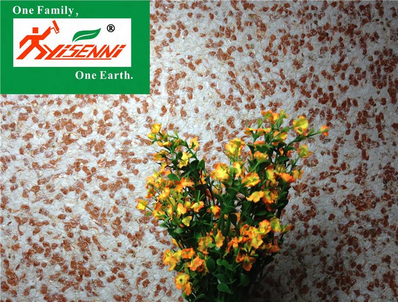 Luxury wall decoration materials – YISENNI silk plaster